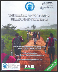 The Liberia West Africa Fellowship Program
